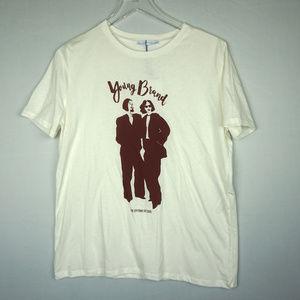 NWT Zara Young Brand T Shirt L